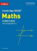 Cambridge IGCSE® Maths