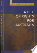 A Bill Of Rights For Australia