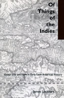 Pdf Of Things of the Indies