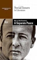 Pdf War in John Knowles's A Separate Peace