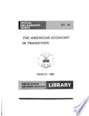 Special Study On Economic Change [Pdf/ePub] eBook