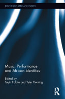Pdf Music, Performance and African Identities Telecharger