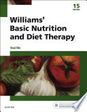 Williams  Basic Nutrition   Diet Therapy   E Book Book