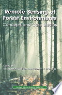 Remote Sensing Of Forest Environments Book PDF