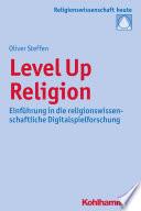 Level Up Religion