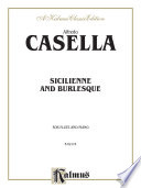 Sicilienne And Burlesque