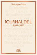 Journal de L. Pdf/ePub eBook