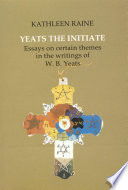 Yeats The Initiate
