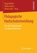 Pädagogische Hochschulentwicklung