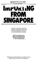 Importing from Singapore