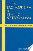 From Tax Populism to Ethnic Nationalism