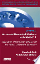 Advanced Numerical Methods with Matlab 2 Book