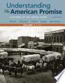 Understanding the American Promise, Volume 1