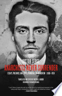 Anarchists Never Surrender Book