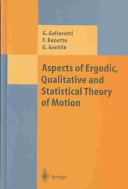 Aspects of Ergodic  Qualitative and Statistical Theory of Motion