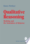 Qualitative Reasoning Book PDF