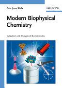 Modern Biophysical Chemistry Book