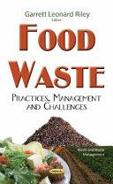 Food Waste Book