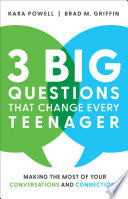 3 Big Questions That Change Every Teenager