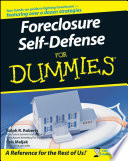Foreclosure Self Defense For Dummies