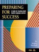 Preparing for Success