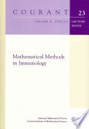 Mathematical Methods in Immunology
