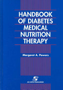 Handbook of Diabetes Medical Nutrition Therapy