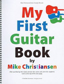 My First Guitar Book Book PDF