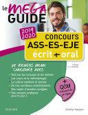 Pdf Concours ASS - ES - EJE - Le Méga Guide 2019-2020 Telecharger