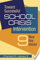 Toward Successful School Crisis Intervention Book PDF