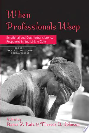 Download When Professionals Weep Free Books - Dlebooks.net