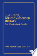 Learning Solution Focused Therapy Book