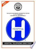 Hospital Telephone Directory 2005