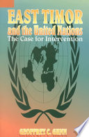 East Timor And The United Nations