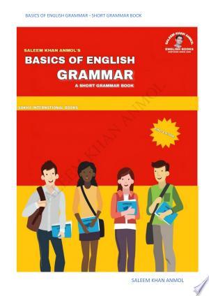 Basics of English Grammar Ebook - mrbookers