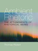 Ambient Rhetoric Pdf/ePub eBook