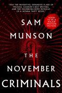 The November Criminals Pdf/ePub eBook