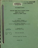 NASA ASEE Summer Faculty Fellowship Program  1988 Research Reports