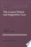 The Cancer Patient and Supportive Care Book