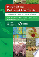 Preharvest and Postharvest Food Safety Book