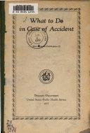 Miscellaneous Publication United States Public Health Service No 21 1937