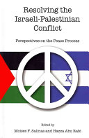 Pdf Resolving the Israeli-Palestinian Conflict
