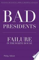 Bad Presidents Book