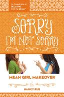 Sorry I'm Not Sorry [Pdf/ePub] eBook