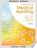 Administrative Medical Assisting + Study Guide + Mindtap Medical Assisting, 2-term Access