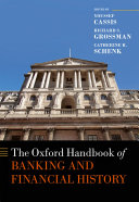 The Oxford Handbook of Banking and Finance