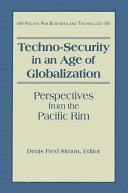 Techno-Security in an Age of Globalization Pdf/ePub eBook