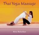 Thai Yoga Massage Book PDF