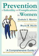 Prevention of Infertility and Complications in Women Book