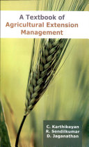 Pdf Textbook Of Agricultural Extension Management
